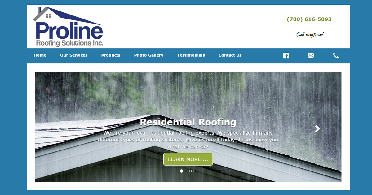 Roofing Services Edmonton Proline Roofing Solutions